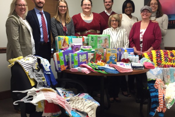 United Way Community Baby Shower 2016 Collection